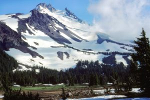 Jefferson Park Meadows, Mount Jefferson Wilderness